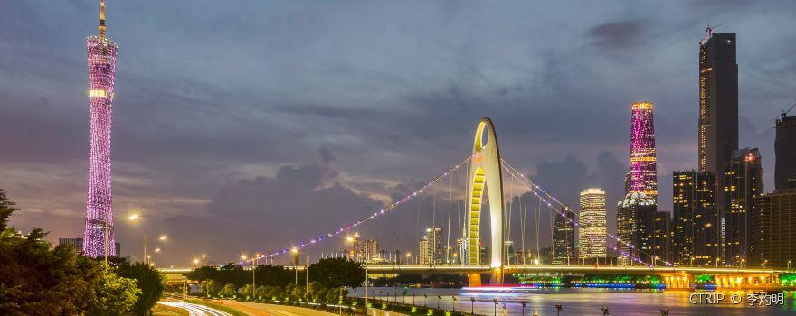 广州市疾病预防控制中心和7家医院诚聘海内外人才