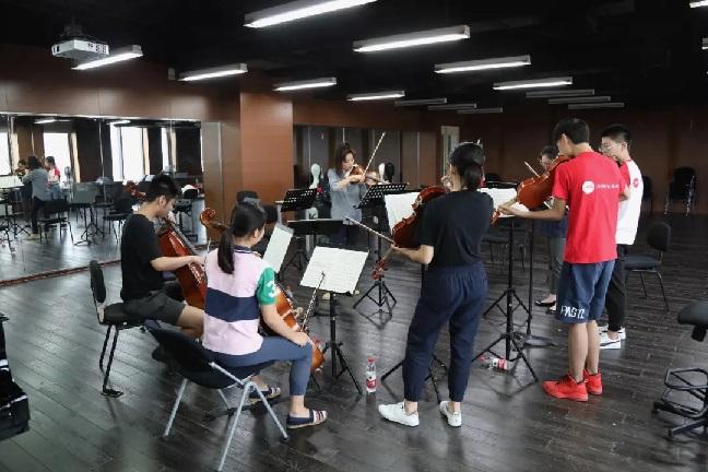 NYO青少年交响乐团2019欧洲巡演报名正式启动 (3/11截止)