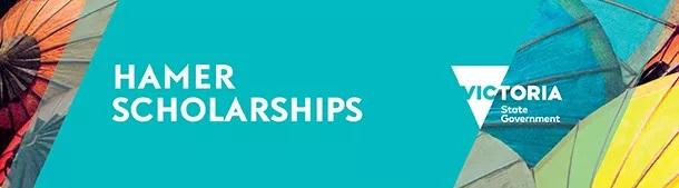 澳大利亚维多利亚州州政府汉默奖学金(3/17报名截止)