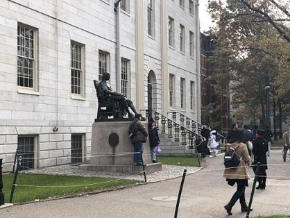 哈佛2018�年募款14.2�| ��全美�o�