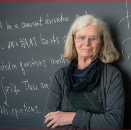 孤僻、迷茫与挣扎:失业女博士凯伦・乌伦贝克获2019数学界最高奖