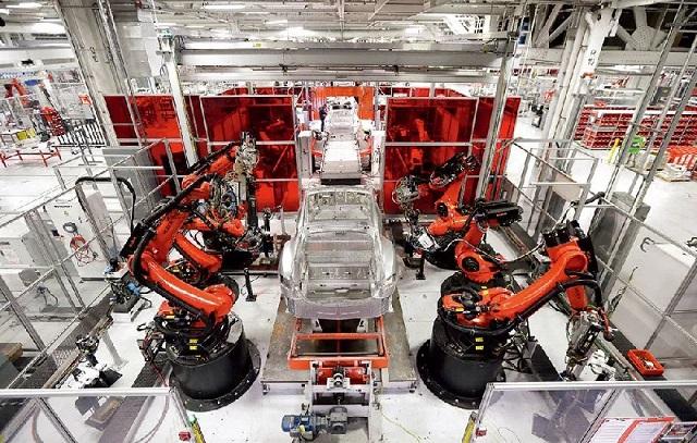美国制造业的创新生态系统