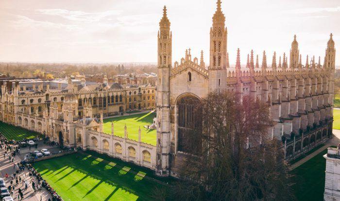 剑桥大学认可中国高考成绩!