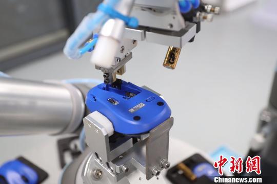 德国弗劳恩霍夫应用研究促进协会与上海交大成立智能制造项目中心