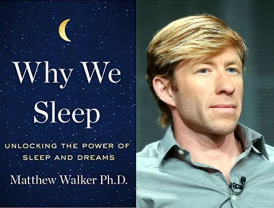 Matthew Waler:《Why We Sleep》