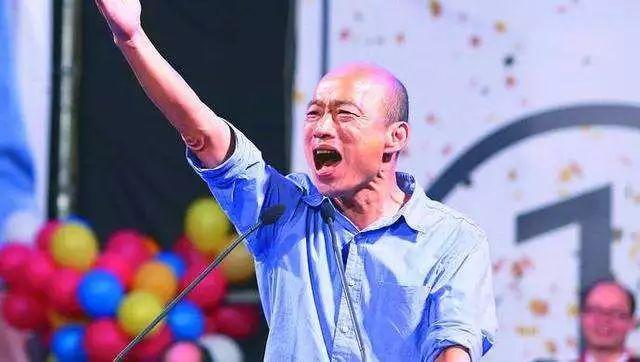 穷得只剩韩国瑜!他会是国民党的救命稻草吗?