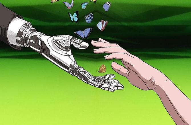 """徐冰:AI算法能""""偷听""""- 突破伦理的""""灰犀牛""""并不远"""