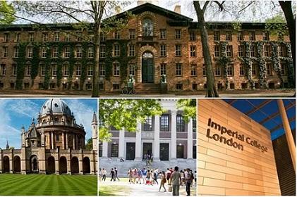 世界大学排名中心(CWUR)2018-2019世界大学排名TOP100