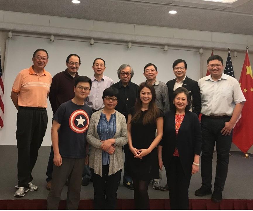 2019国泰银行奖学金和晨光奖学金评审工作在中国驻洛杉矶总领馆完成