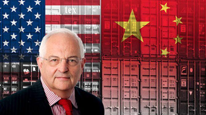 沃尔夫:贸易战或改变中国国运