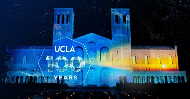 UCLA 百年校庆:A CELEBRATION OF 100 YEARS