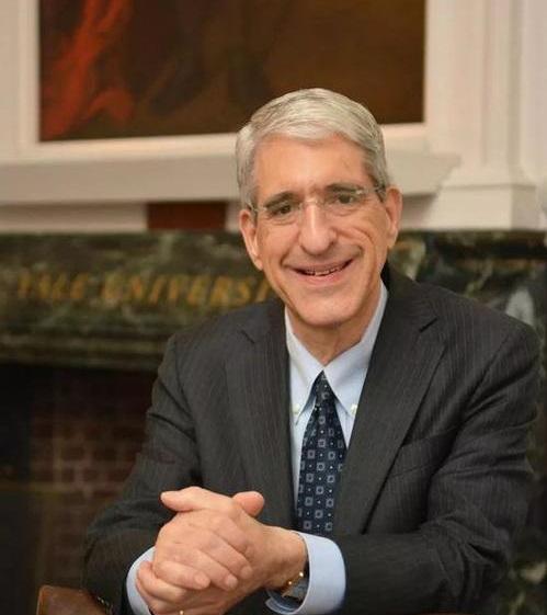 Yale's President Salovey:耶鲁大学对国际学生和学者的坚定承诺!