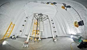 XENON团队科学家:暗物质探测器观察到氙-124放射性衰变
