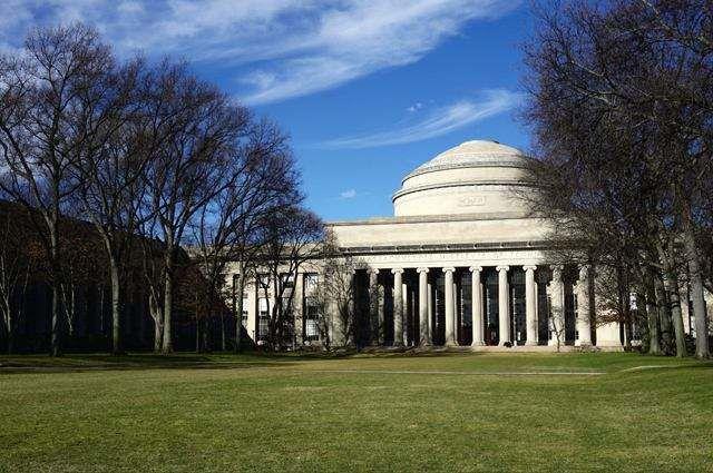 访学麻省理工学院