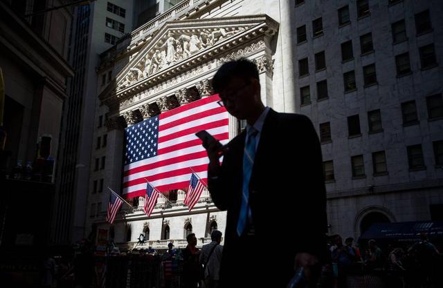美国债务总额已接近22.44万亿美元