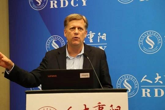 前美国驻俄罗斯大使迈克尔・麦克福尔:中美会重蹈美苏覆辙吗?