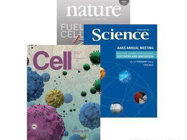 2019年上半年, 中国学者在Cell,Nature及Science发表87篇文章