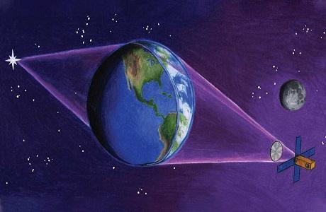 """哥伦比亚大学天文学家提出:地球可变身""""望远镜镜头"""""""