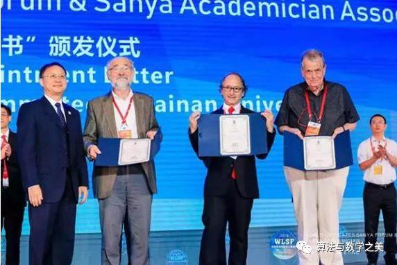 9位诺贝尔奖得主加盟中国大陆高校
