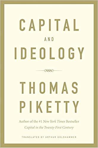 T. Piketty:我们必须改变对资本、政治、意识形态和历史的看法