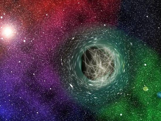 引力波天文台或有助搜寻暗物质粒子