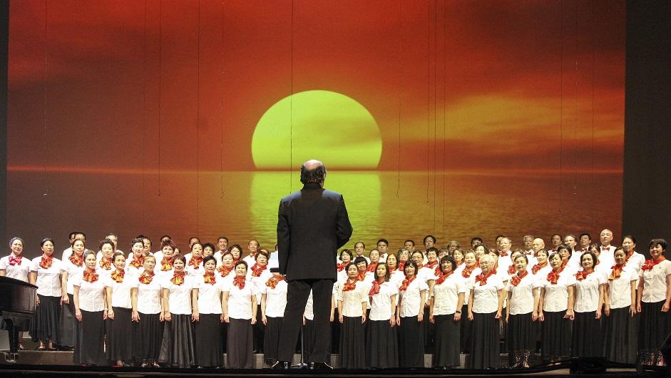 张平总领事出席美国南加州侨界庆祝中华人民共和国成立70周年晚会